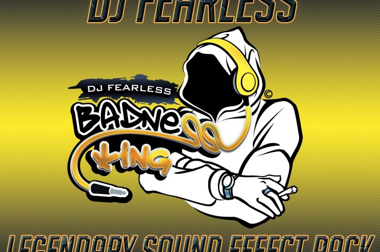 DJ FearLess – Legendary Sound Effect Pack – DM RECORDS