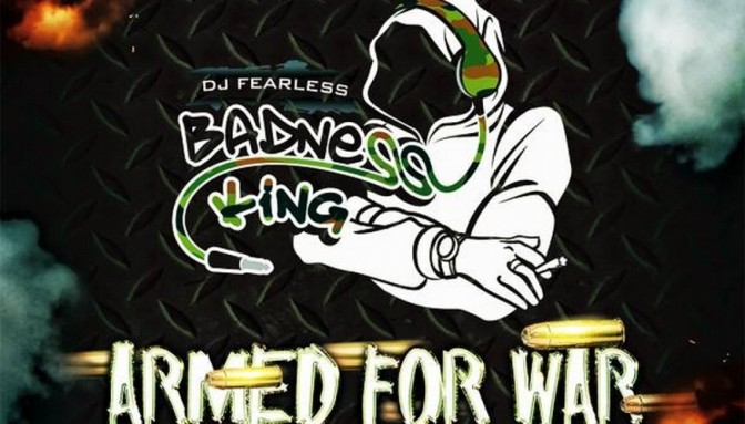 DJ FearLess – Armed For War (Sound Effect Pack)