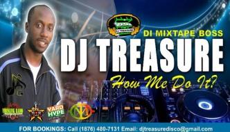 DJ KENYA – STEP UP MIXTAPE (MASTER) – DM RECORDS