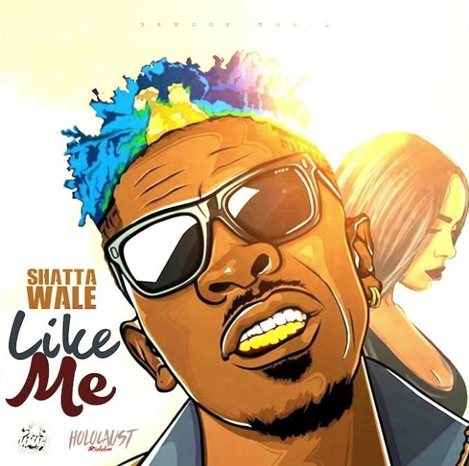 Shatta Wale – Man Like Me (Raw)