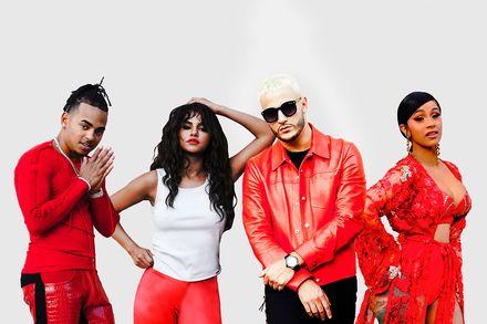 Dj Snake Feat. Ozuna, Cardi B And Selena Gomez – Taki Taki (INTRO)(@djnicedm1)